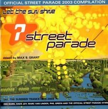 Street Parade 2003-The offic. Compilation (by Max B. Grant) P.G.T., Dj Ju.. [CD]