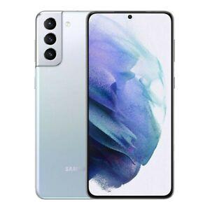 Samsung Galaxy S21+ 5G SM-G996B - 256GB - Phantom Silver (Unlocked)