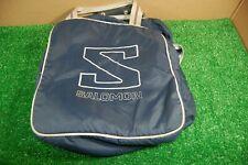 Vintage Salomon ski boot bag/backpack