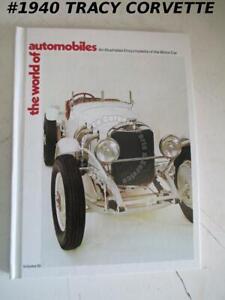 Volume 19 The World of Automobiles Swedish Grand Prix Sunbeam Alpine Stirling