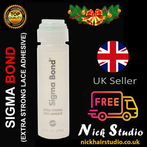SigmaBond 1.3Oz Strong Wig Lace Adhesive ⭐UK Dispatch