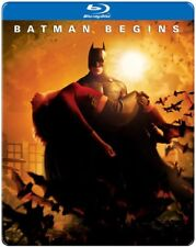Batman Begins [New Blu-ray] Steelbook