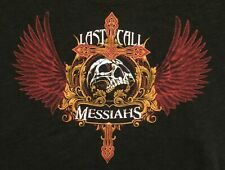 "T-Shirt LADIES LRG Scoop Neck ""Last Call Messiahs"" Rock Band T-Shirt"