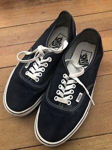 Vans Canvas Sneakers Men 7