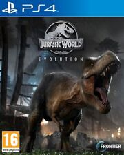 Jurassic World Evolution (PS4) New & Sealed IN STOCK