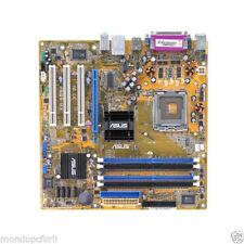 SCHEDA MADRE SOCKET 775 ASUS P5GV-MX + CPU INTEL PENTIUM 4 3,40 GHZ+2Gb Ram DDR