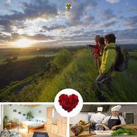 2 Tage Kurzreise Eifel mit Romantik & Liebe 3★Superior Vulkanhotel Steffelberg