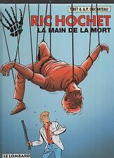 Ric Hochet n°59. La Main de la Mort. TIBET. Lombard 1998. EO. - Neuf