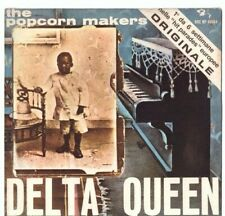 DELTA QUEEN - THE POPCORN MAKERS - 7'' PICTURE SLEEVES - SOLO COPERTINA