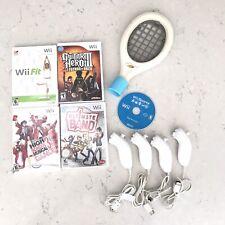 Bundle Of Wii Games & Accessories
