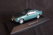 Herpa Mercedes-Benz CLK Coupé 1:43 green (JvM)