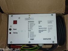Brennerautomat Ventilator Branderautomaat furimat 560 904513 S.I.T. Controls