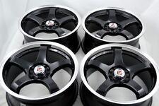 17 Wheels Rims Eclipse Legacy Civic Elantra Corolla Jetta Tc Camry 5x100 5x1143 Fits 2011 Toyota Camry