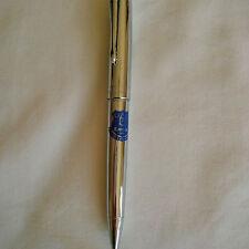 Everton Executive Pen - Chrome Ball Point Pen - Ideal Gift