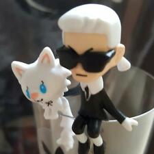 """"""" CHANEL DESIGNER """" - KARL LAGERFELD CHOUPETTE FIGURE EXCLUSIVE LIMITED VIP !!!"""