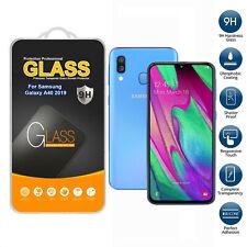 Verre Trempé Téléphone Portable Écran Protecteur pour Samsung Galaxy A40 2019