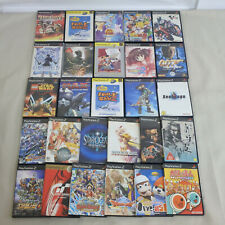 WHOLESALE Playstation 2 Lot 25 For JP System Free Shipping 10271ps225