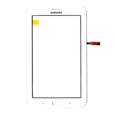 "TOUCH SCREEN VETRO SAMSUNG GALAXY TAB 3 LITE T111 SM-T111 7"" BIANCO"