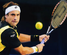 David Ferrer Unsigned photograph - N282 - Spanish tennis player - New Image!