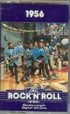 THE ROCK 'N' ROLL ERA - 1956 - CASSETTE - NEW - 22 SONGS - TIME/LIFE MUSIC