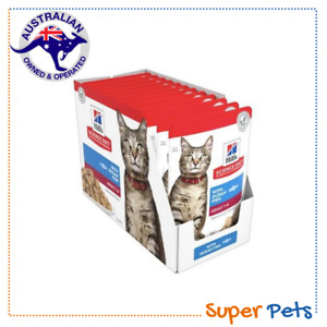 Hill's Science diet Feline Adult Ocean Fish Cat Food In 12 x 85g Tins