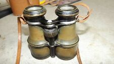 New listing vintage verres perfectionne's binoculars FIELD GLASSES 1940's FRENCH ?