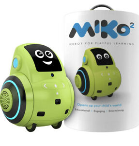 Miko 2: Playful Learning STEM Robot   Programmable + Voice Activated AI Tutor