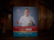 CAKE BOSS RECIPE COOKBOOK FAMILY CELEBRATIONS THROUGHOUT THE YEAR RECIPES