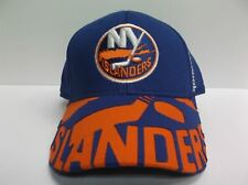 new style 6fba7 cff85 New York Islanders Reebok 2015 Official NHL Draft Cap Stretch Fit Fitted Hat