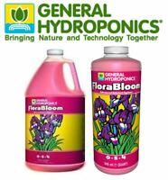FloraBloom 500ml, 1L, 5L, 10L - General Hydroponics