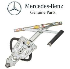 For Mercedes W124 300CE E320 Front Driver Left Electric Window Regulator Genuine