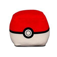 "Nintendo Pokemon Poke Ball 4""x 4""x 4"" 3D Ultra Stretch Mini Cube Travel Pillow"