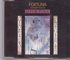 Fortuna-O Fortuna cd maxi single