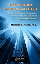 Atlas Randall I. Ph.D.-21St Century Security And Cpted HBOOK NEW