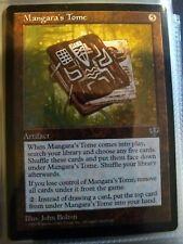 MTG Mirage Mangara's Tome Reserved List Mirage!