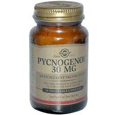 Solgar, Pycnogenol, 30 mg, 30 Veggie Caps