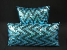 Striped sequin Decorative Cushions & Pillows