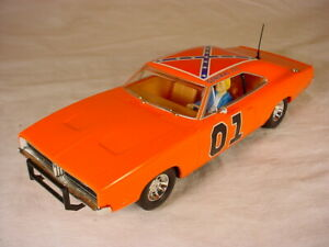 Scalextric Dodge Charger Dukes of Hazzard C3044 Near Mint DPR