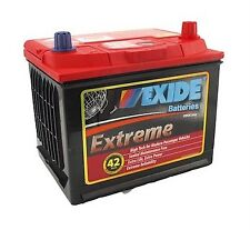 Exide Extreme X56CMF Car Battery New 630CCA 42 Mth Warranty Commodore Hyundai