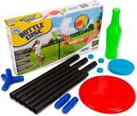 Games Hub Bouteille Disque Cible Lancer Jeu Famille Fête Plage Frisbee R03-0400