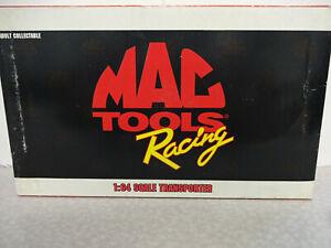 Mac Tools 1996 1:64 John Force Transporter Hauler 1/2500