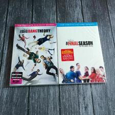 The Big Bang Theory Season 11-12 Complete DVD Region 1
