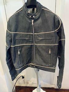 100% Authentic DSQUARED2 MEN'S Denim Jacket Size M