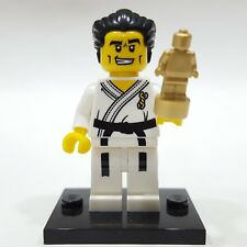 """LEGO Collectible Minifigure #8684 Series 2 """"KARATE MASTER"""" (Complete)"""