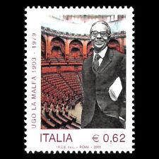 Italy 2003 - 100th Anniversary of the Birth of Ugo La Malfa - Sc 2574 MNH