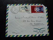 GABON - enveloppe 2/4/1968 (B10)