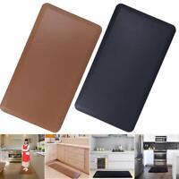 "Anti-Slip Anti-Fatigue Comfort Memory Foam Kitchen Mat Floor Rug 3/4"" Thick"