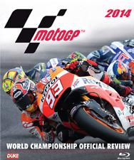 MOTO GP 2014 BLU-RAY - MARC MARQUEZ - MotoGP Grand Prix Season Review - NEW UK