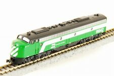 KATO N-Scale 176-267 EMD E8/9 BURLINGTON NORTHERN #9942 made in JAPAN !!