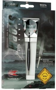 Perfect Storm Steel Tip Darts90%  Tungsten 23g 128090  w/ FREE Shipping